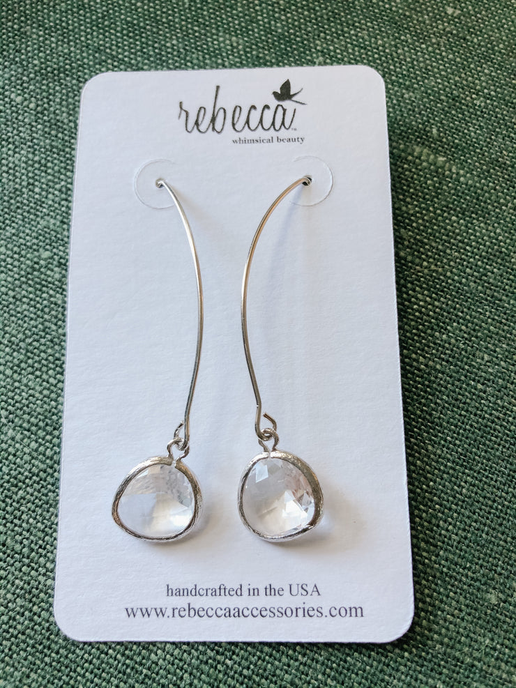 Rebecca Hook Earrings