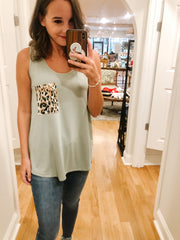 The Sage Sleeveless Top