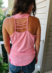 The Lily Pink Basic Top
