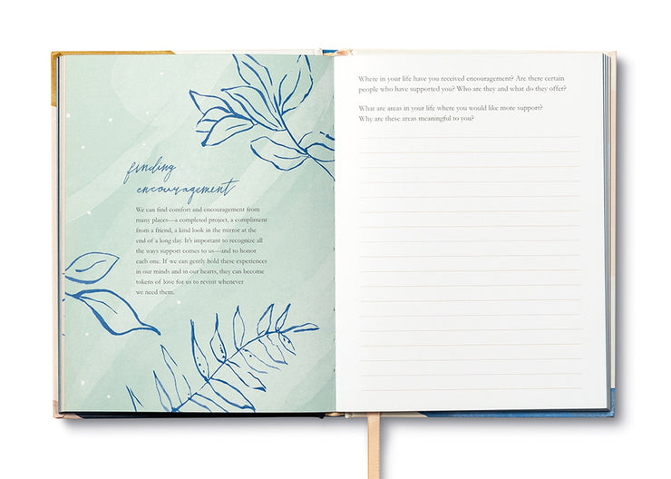 Just For Today Guided Journal