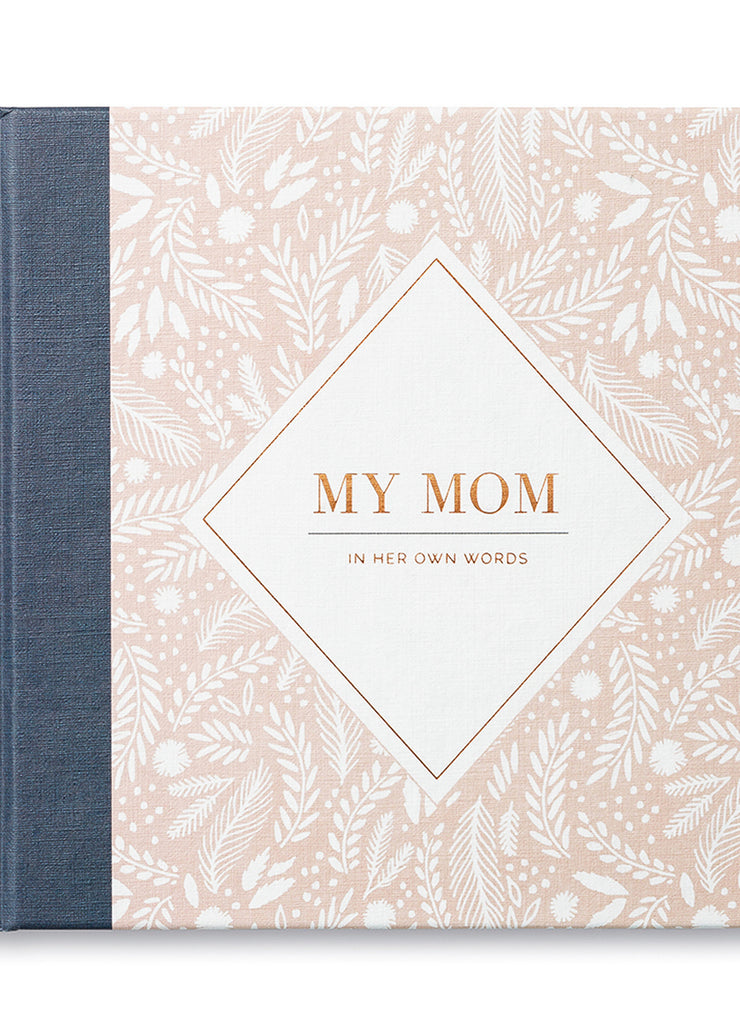 Mom Interview Book