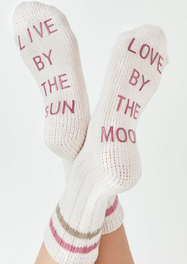 Love By Rib Socks