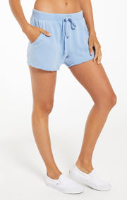 The Marina Washed Short (blue)
