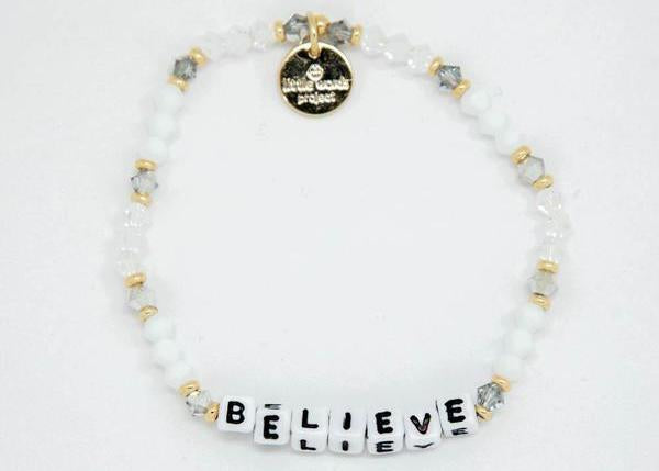 Believe Bracelet (multi)