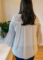 The Boardwalk Blouse