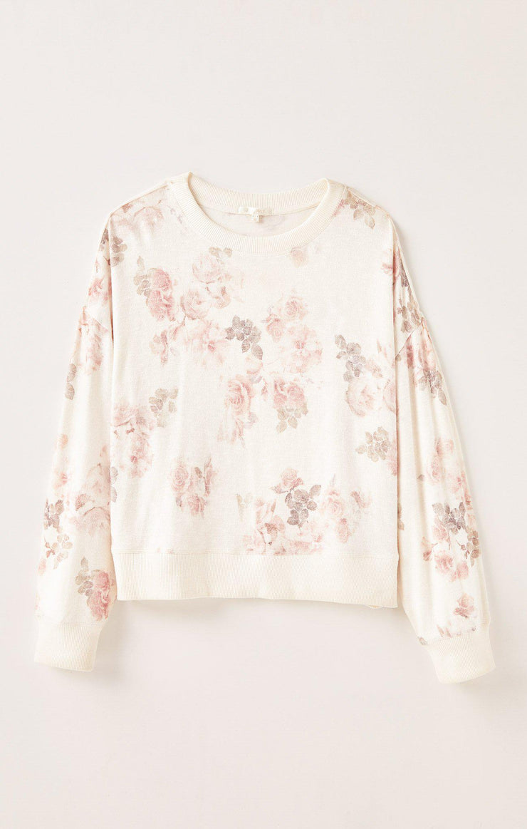 The Elle Floral Long Sleeve