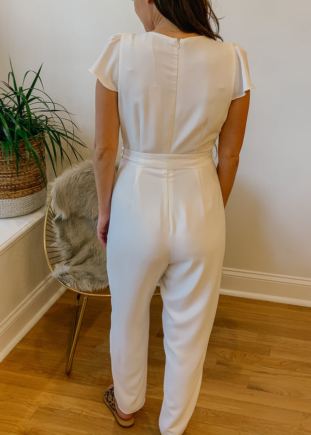 The Newlywed Jumpsuit