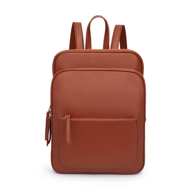 The Carly Backpack (whiskey)