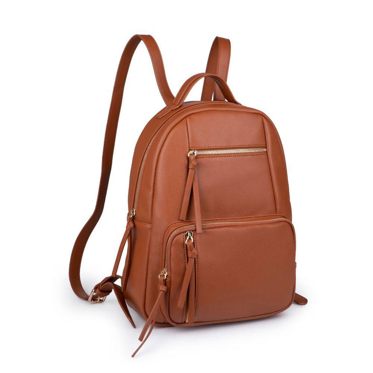 The Preston Backpack (cognac)
