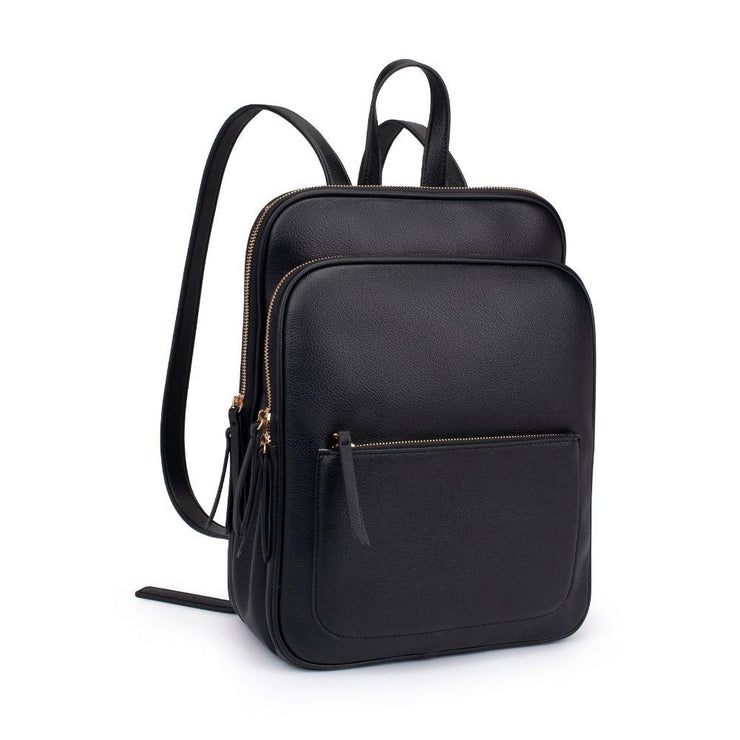 The Carly Backpack (black)