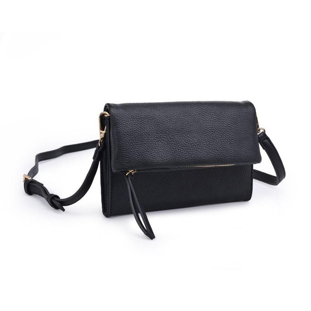 The Bree Crossbody (black)