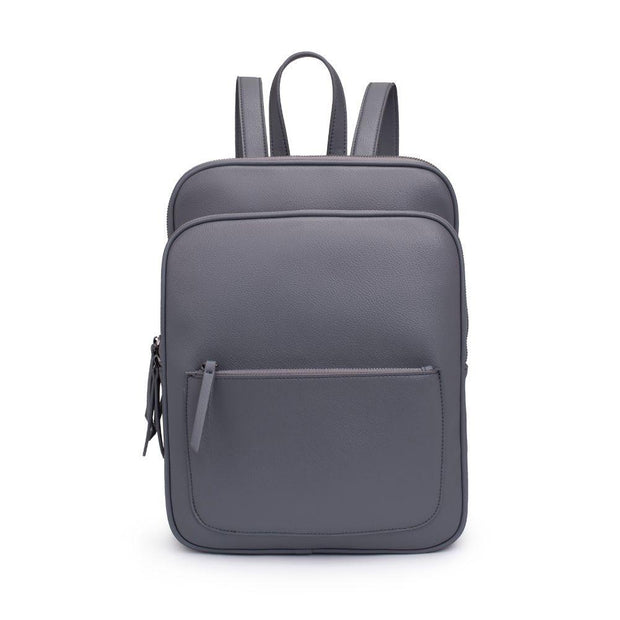 The Carly Backpack (grey)