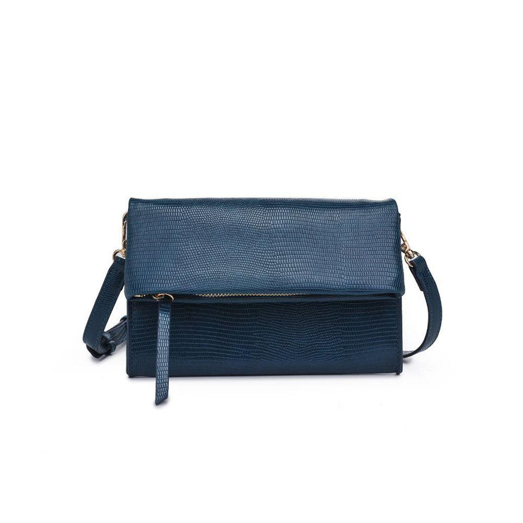 The Bree Crossbody (emerald)