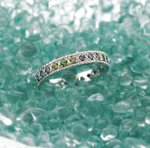 Eternity Band- Tranquil