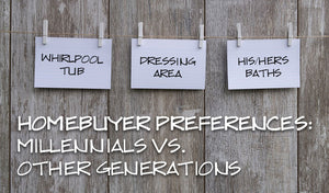 Bathroom Preferences: Millennials vs. Other Generations