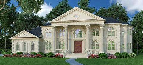 Classical House Plans