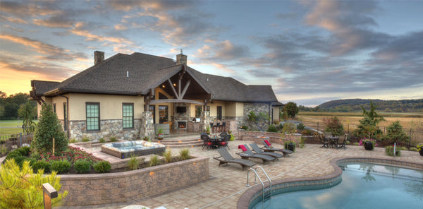 Aspen Creek | Ranch Floor Plans | Archival Designs