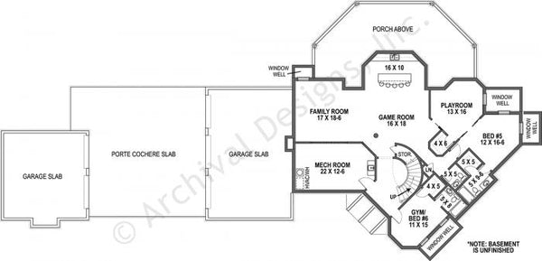 The Lady Rose House Plan - home plans & designs