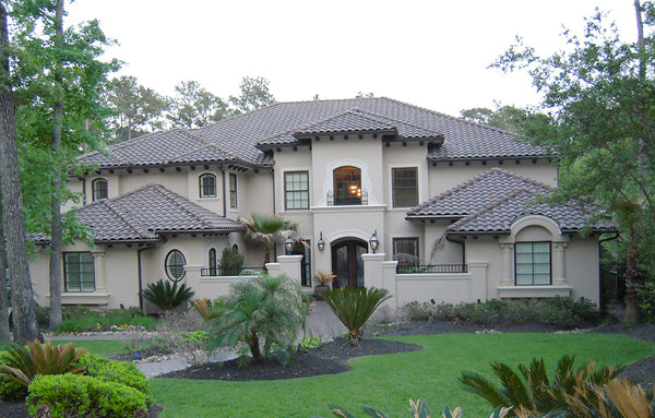 Memorial Park | Tuscan Floor Plans | Contemporary Floor Plans