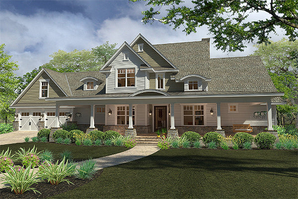 Rockin Horse Farm | Country Floor Plan | Southern Floor Plans