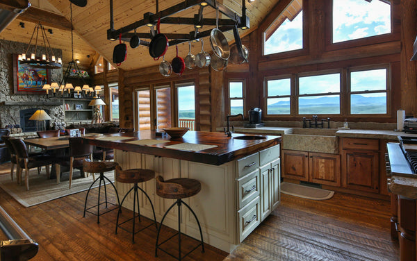 Sunset Lodge | Archival Designs | Cottage Floor Plans