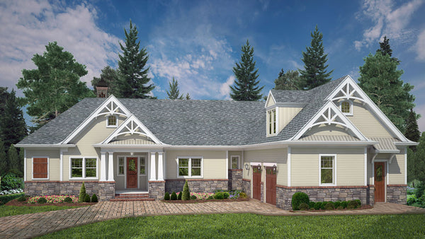 House Plan | Ranch Floor Plan | Remodeling