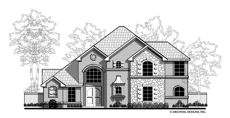 Abilene Place House Plan