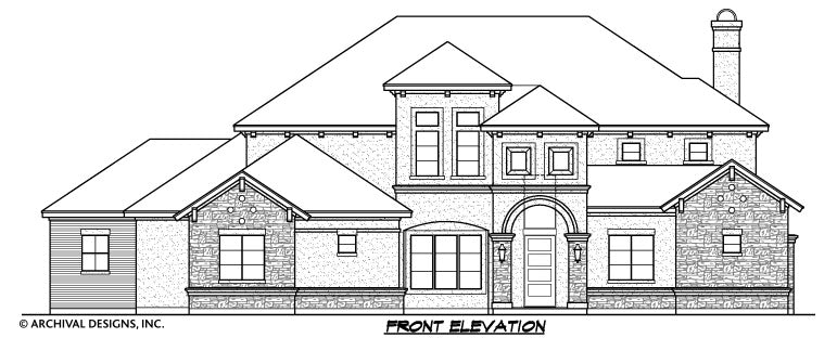 Abston Lane House Plan