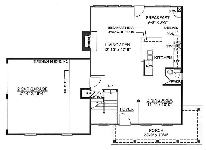 Amber Wheat first floor, floor plan