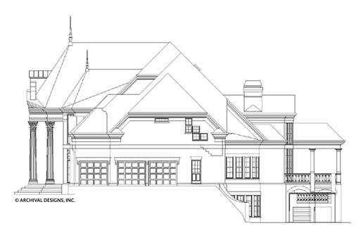 Ashburton House Plan