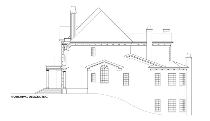 Ashlott House Plan