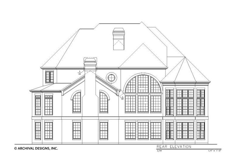 Aslet Place House Plan