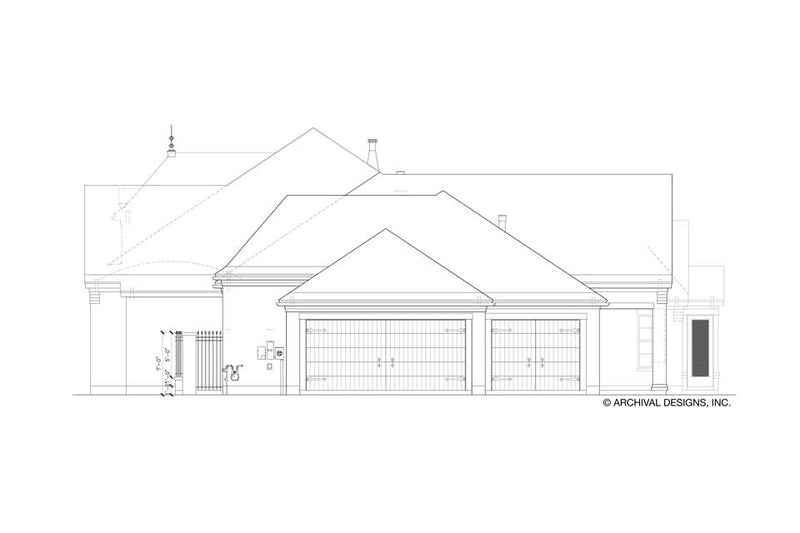 Assisi House Plan