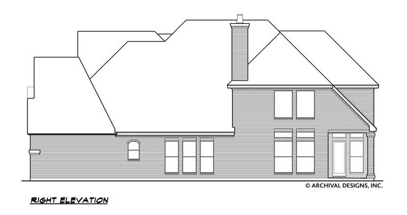 Austin Ridge House Plan