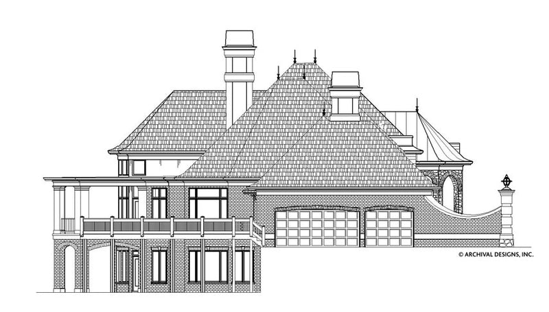 Avanleigh Estate House Plan