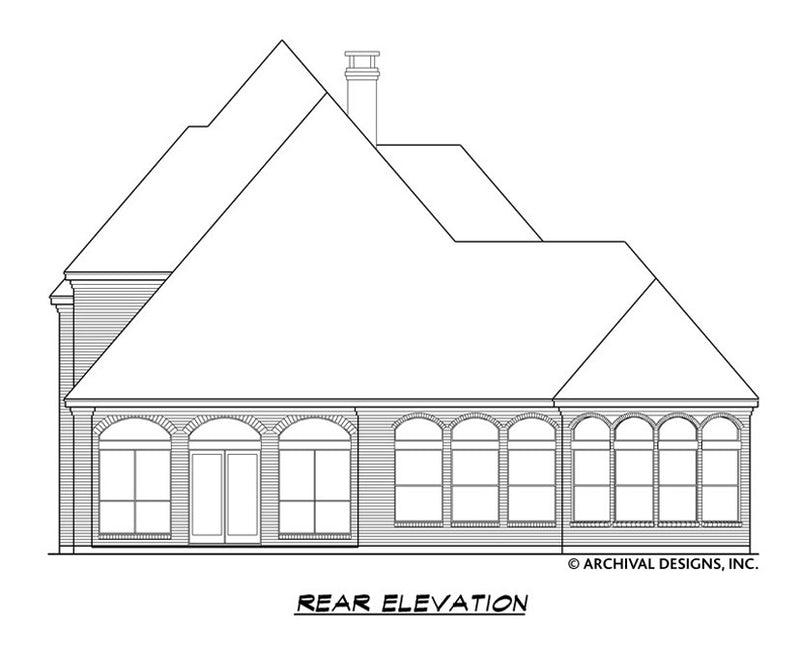 Ballyneal House Plan