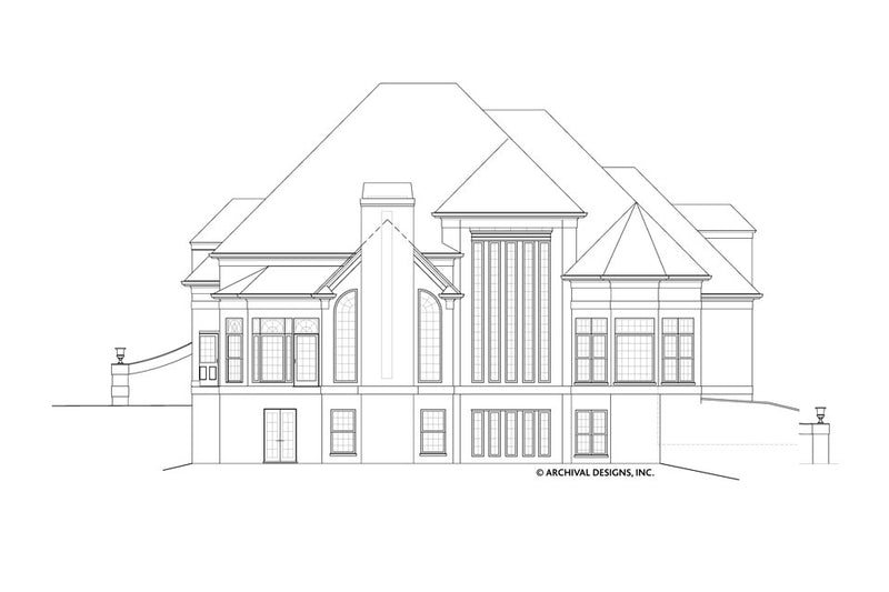 Bagatelle House Plan
