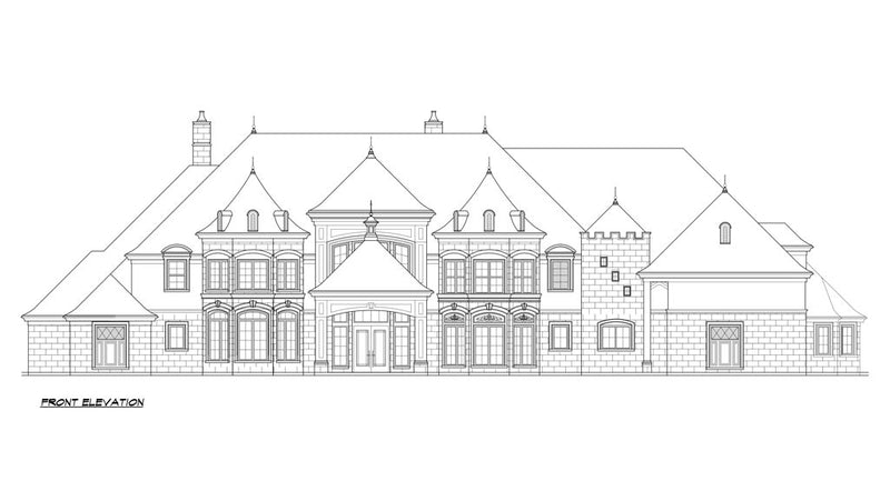 Bedfordshire House Plan