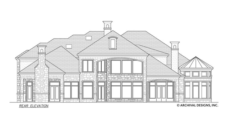 The Beverly House Plan