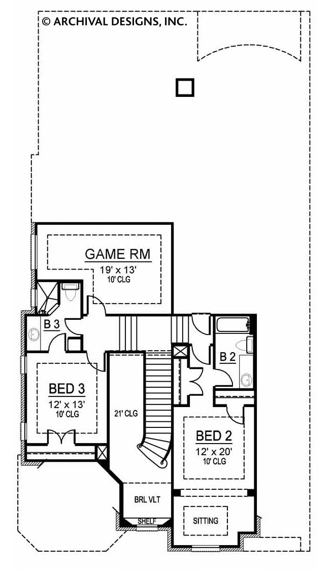 Blackburn House Plan on narrow lakefront house plans, narrow lot floor plans, narrow lot cottage house plans, narrow houses floor plans,