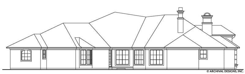 Black Rock House Plan