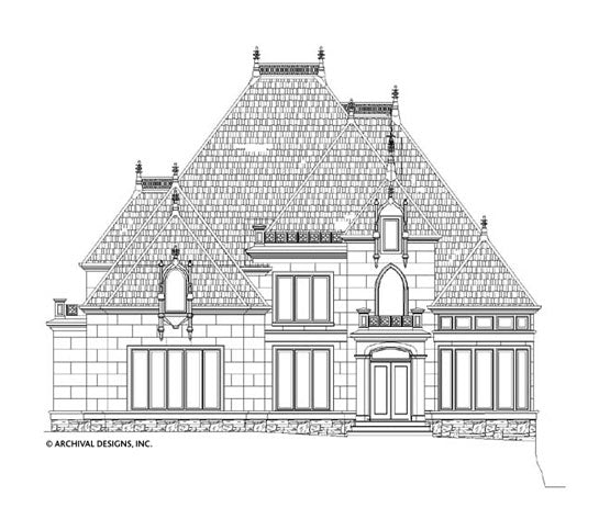 Blanchard House Plan