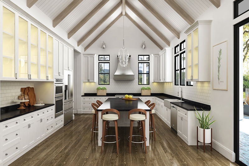 Blueberry Ranch House | Kitchen