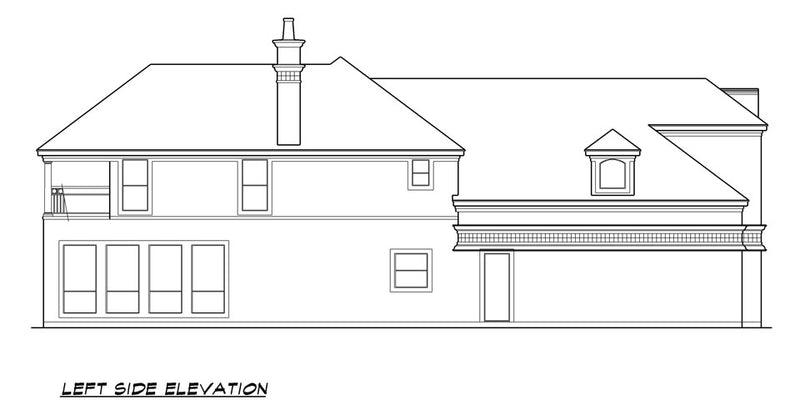 Boaz House Plan