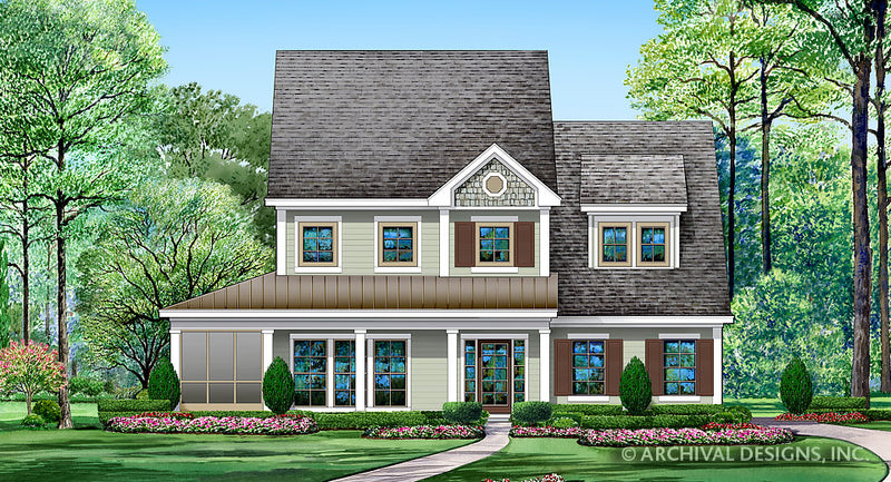 Boones Farm House Plan