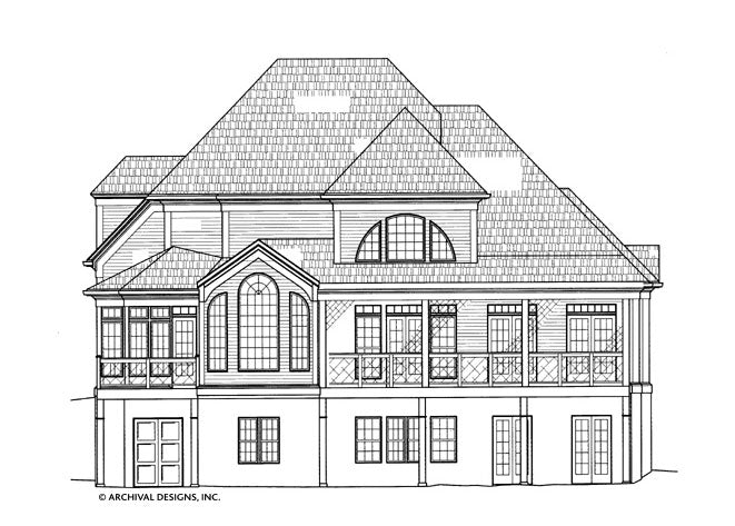 Bostonian House Plan