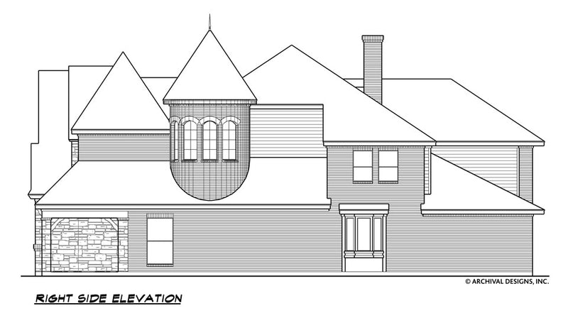 Branson Ridge House Plan