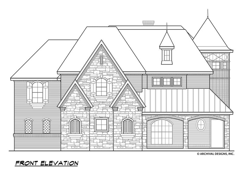 Branson Valley House Plan