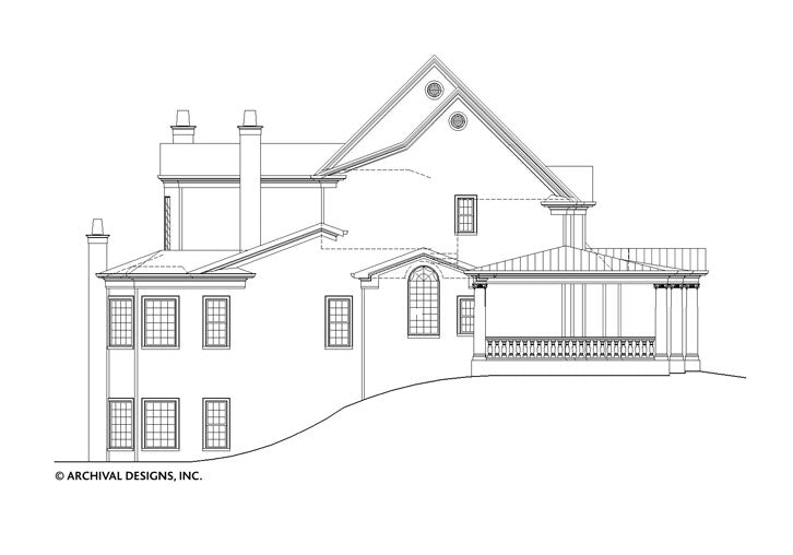 Broadstone House Plan