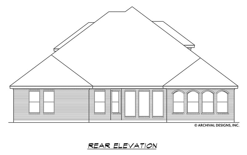 Broham Canyon House Plan